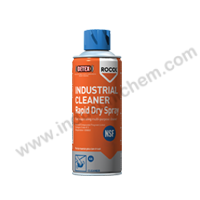 INDUSTRIAL CLEANER Rapid Dry Spray