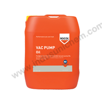 VAC PUMP Oil